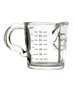 Glass Shot Pitcher with Handle - 3oz
