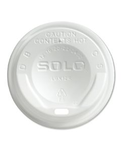 White Paper Cup Lid - 1000 Count