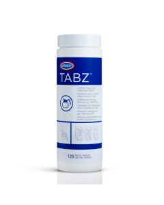 Urnex Tabz Brewer Clean Tablets - 120 Count