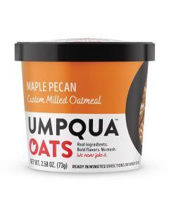 Umpqua Maple Pecan Oats - 8/2.58oz Packs