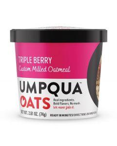 Umpqua Triple Berry Jackpot Oats - 8/2.61oz Packs