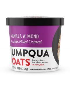 Umpqua Vanilla Almond Crunch Oats - 8/2.65oz Packs