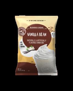 big train vanilla bean frappe blended creme