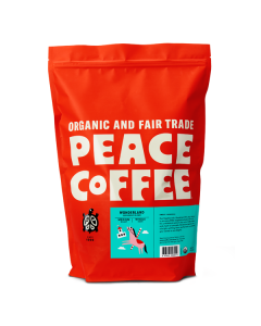 Peace Coffee Wonderland Espresso - 5lb Bag Whole Bean