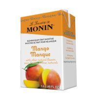 Monin Mango Smoothie - 46oz Carton