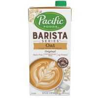 Pacific Barista Oat Milk - 12/32oz Cartons