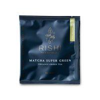 rishi matcha super green teabag