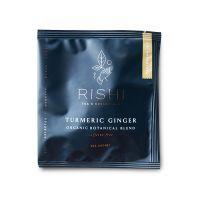 rishi turmeric ginger teabag