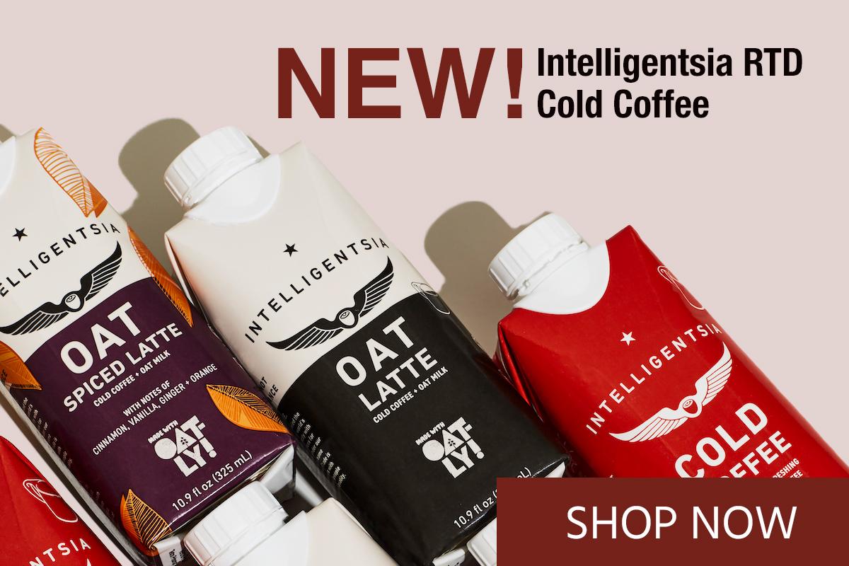 intelligentsia ready-to-drink coffee banner