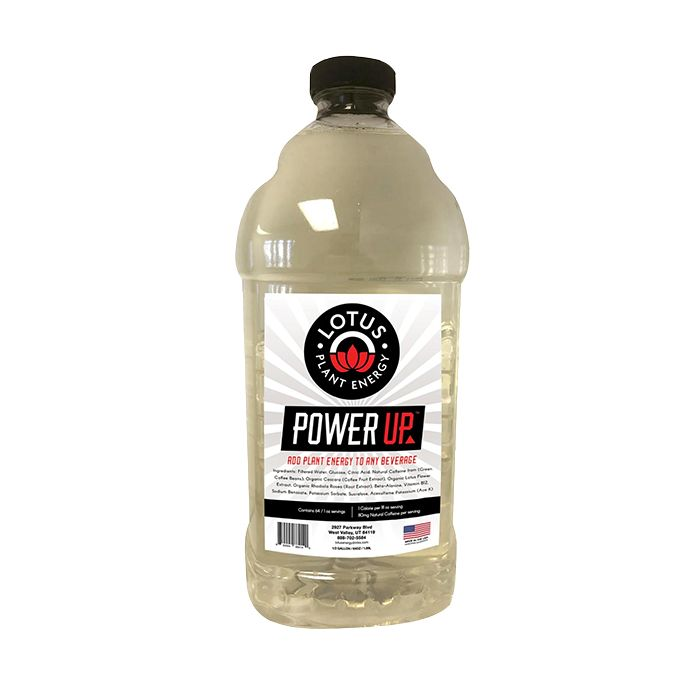 lotus power up concentrate