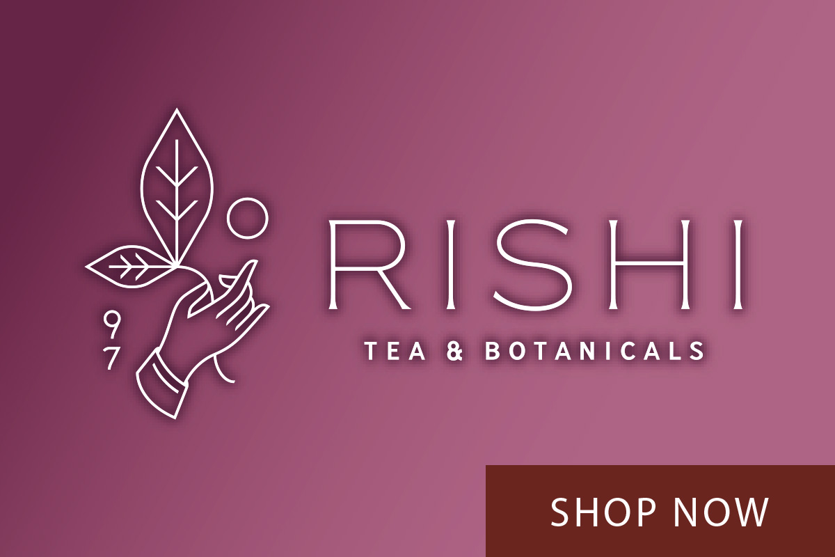 rishi tea banner